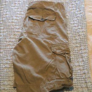 Men's Levi Strauss cargo shorts